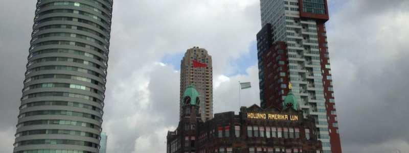 Hotel NY Rotterdam